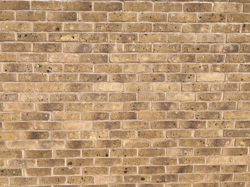 Textura antiquado da parede de tijolo fotografia de stock