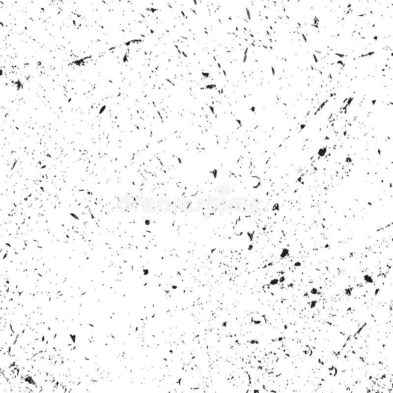 Textura apenada de la capa ilustración del vector
