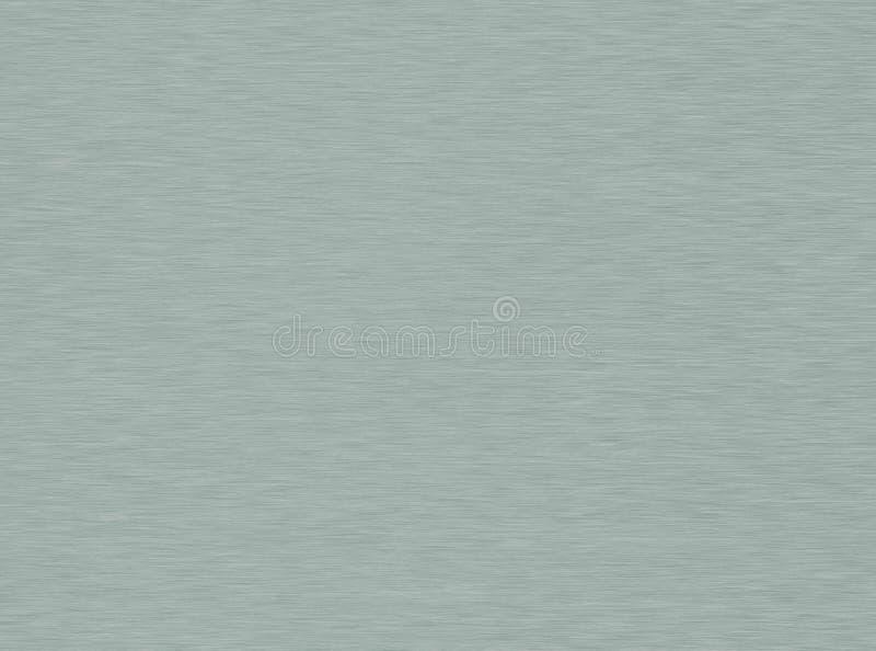 Textura aplicada con brocha azul del metal imagen de archivo