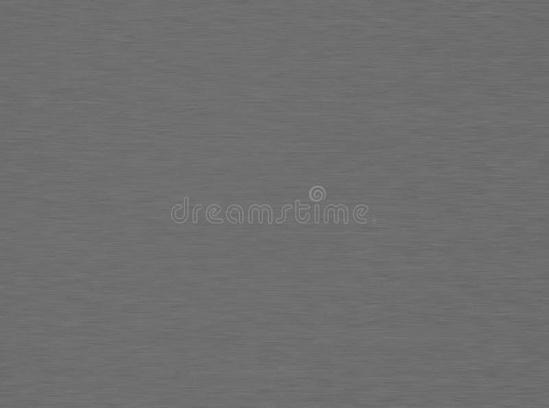 Textura aplicada con brocha oscura del metal imagen de archivo libre de regalías