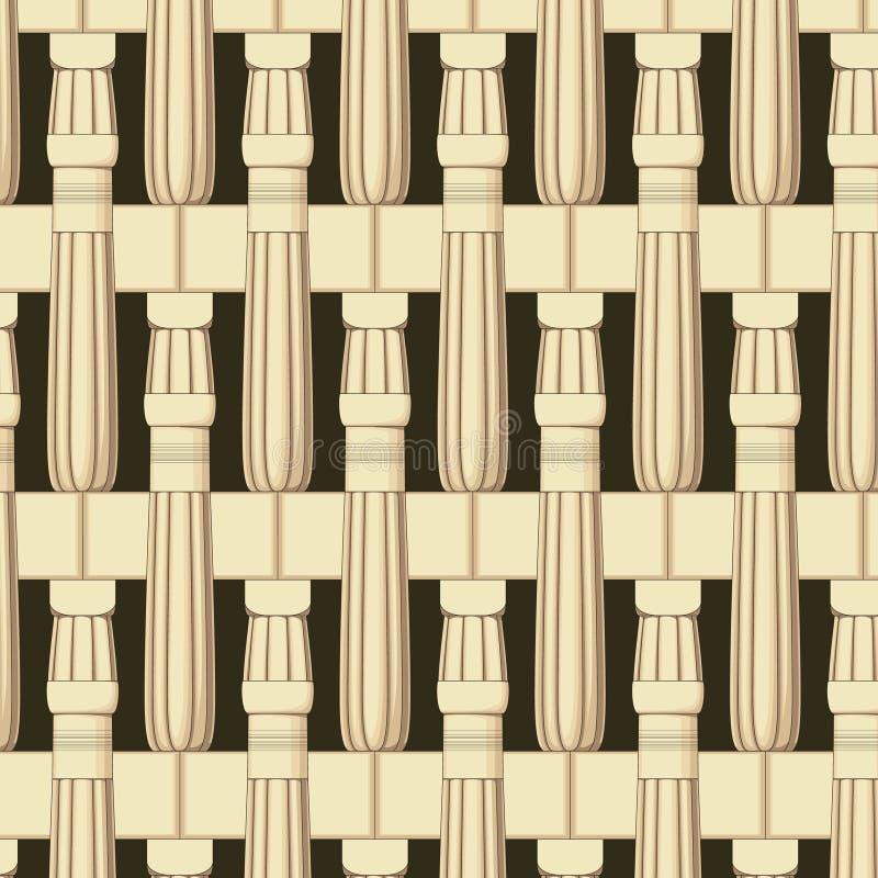 Textura arquitectónica libre illustration