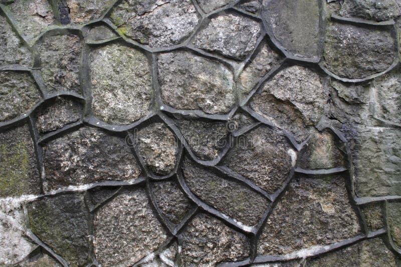 Fundo arquitectónico velho da parede de tijolo fotos de stock royalty free