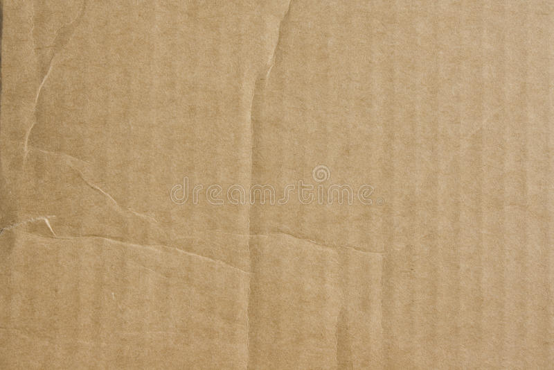 Textura arrugada de la cartulina fotos de archivo