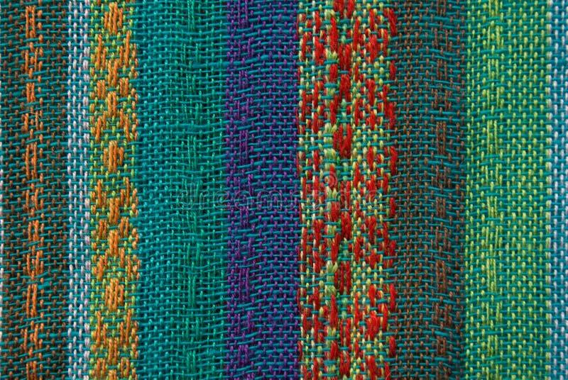 Textura asiática de la tela imágenes de archivo libres de regalías
