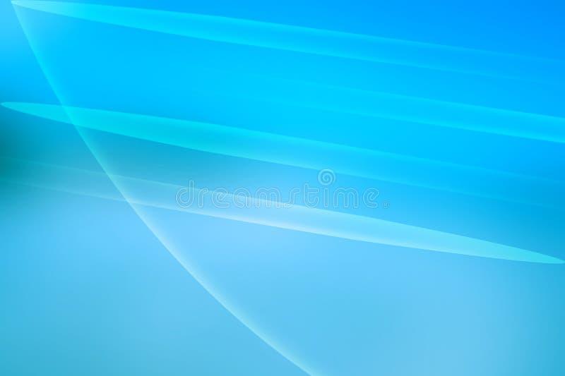 Textura azul abstracta ilustración del vector