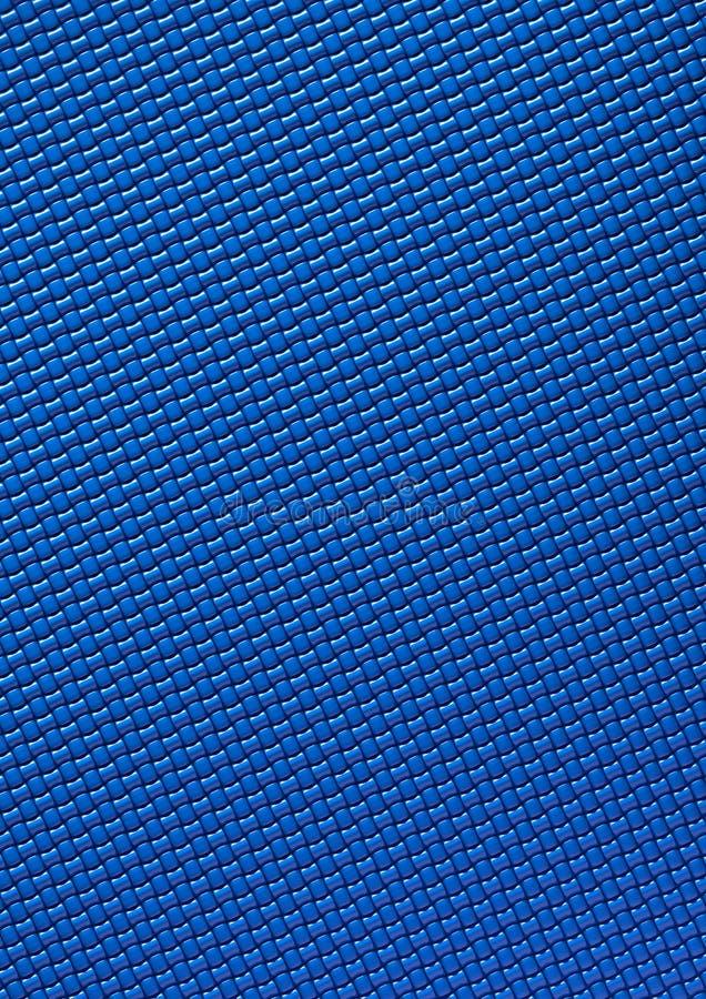 Textura azul abstracta stock de ilustración
