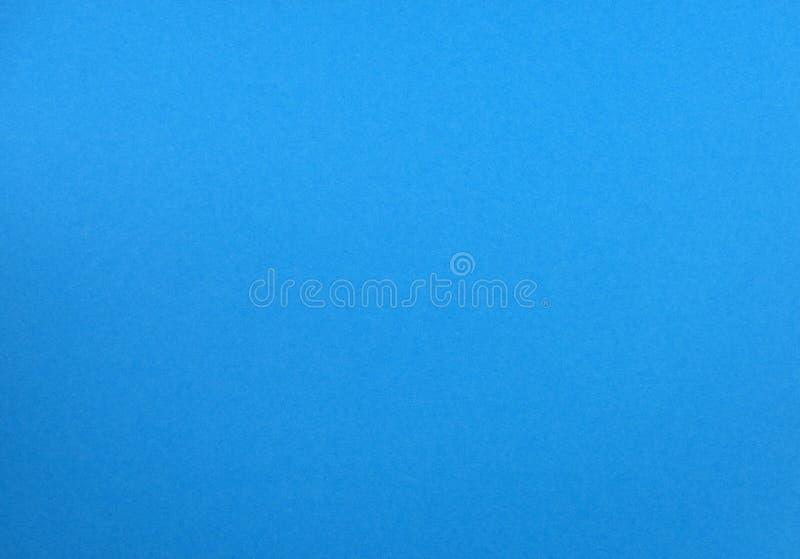 Textura azul clara natural del papel coloreado fotografía de archivo libre de regalías