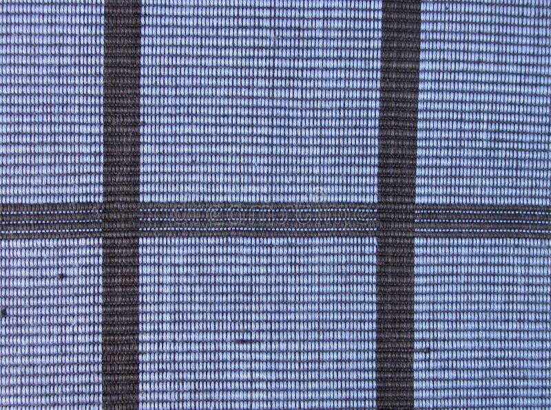 Textura azul da esteira fotos de stock