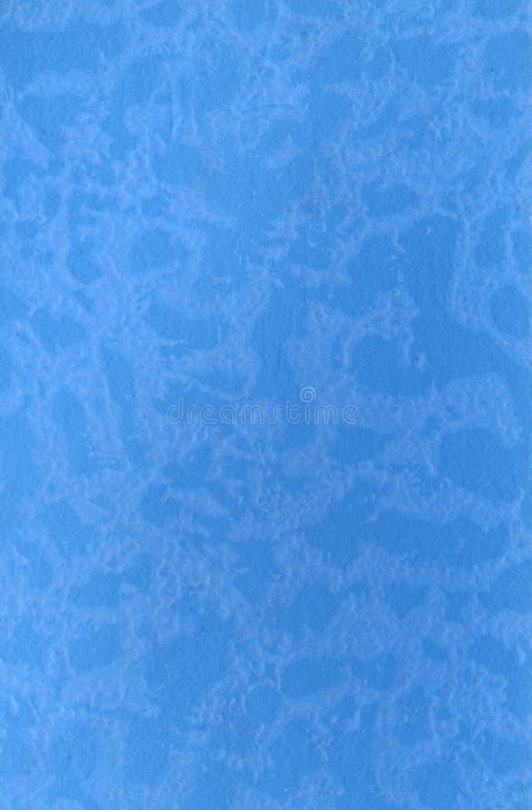 Textura azul da pintura do projeto ilustração stock