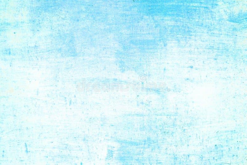 Textura azul de la pintura imagen de archivo libre de regalías