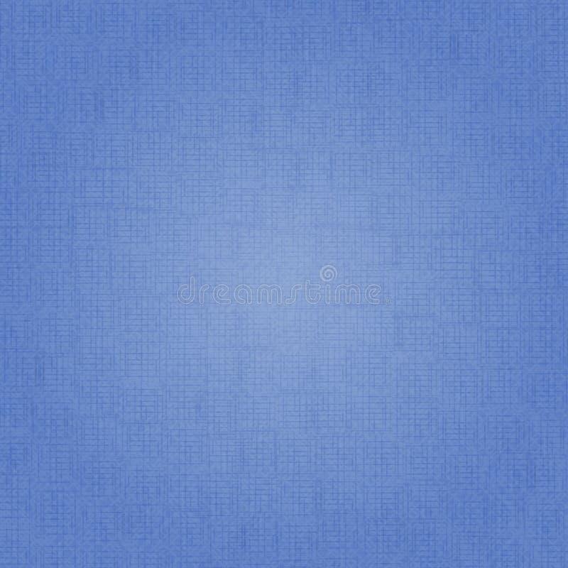 Textura azul de la tela libre illustration