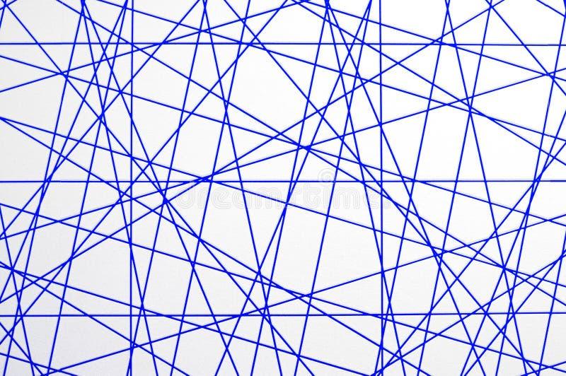 Download Textura Azul De Las Líneas De Cruce Imagen de archivo - Imagen de elemento, equipo: 44852129