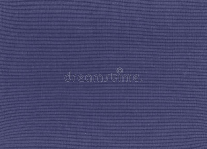Textura azul de pano de algodão imagens de stock royalty free