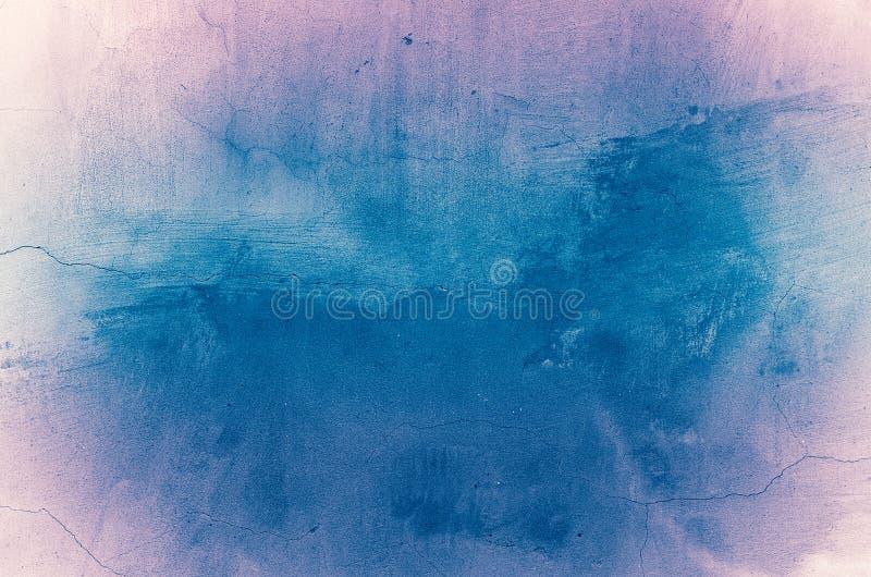 Textura azul del Grunge