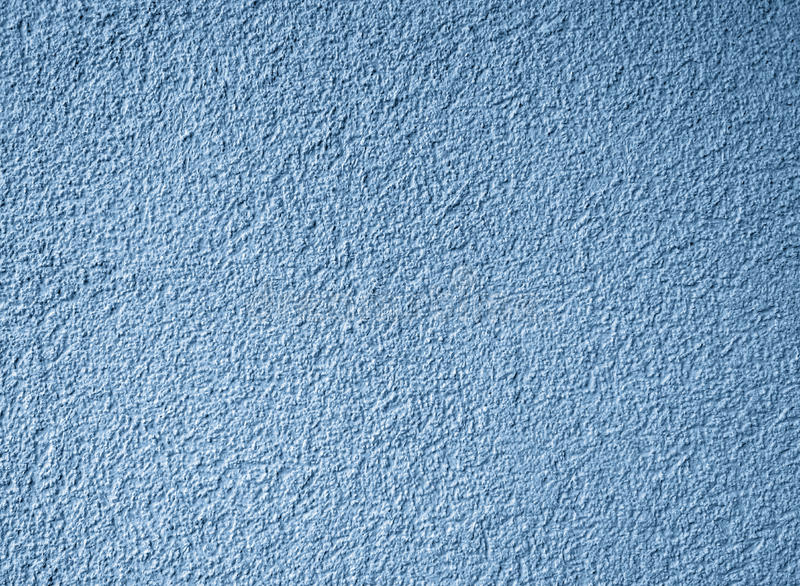 Textura azul do cimento foto de stock royalty free