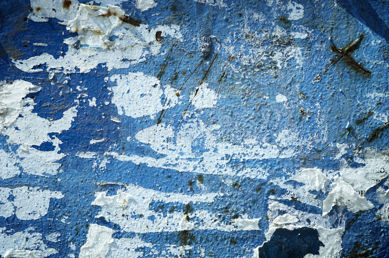 Textura azul do grunge imagem de stock royalty free