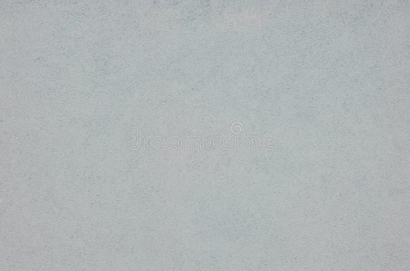 Textura azul velha resistida e manchada da parede do emplastro imagem de stock