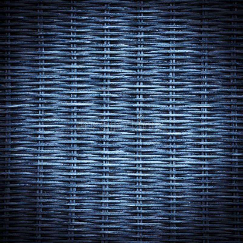 Textura azul Webbed fotos de stock
