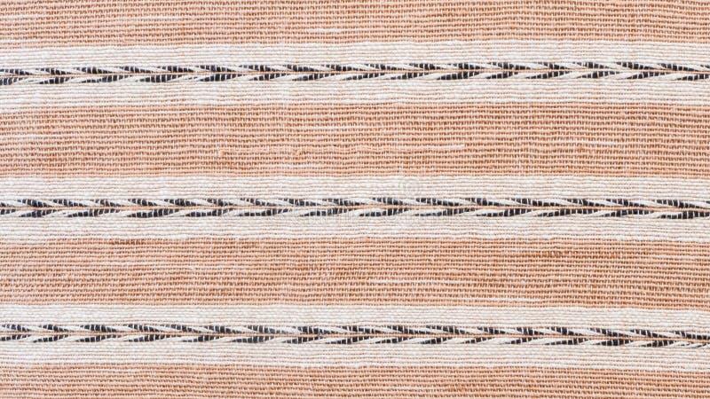 Textura bege da tela da mistura de lã como o fundo fotos de stock