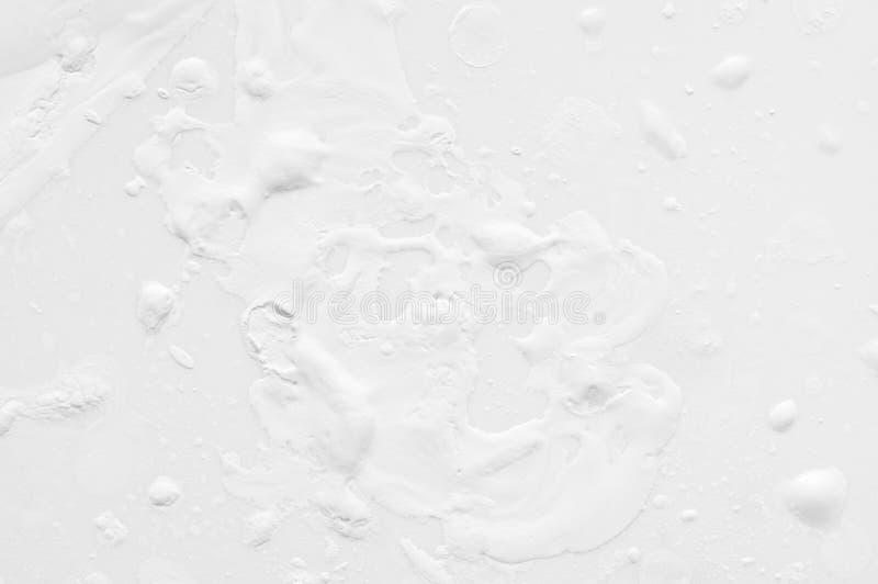 Textura blanca de la pintura foto de archivo libre de regalías
