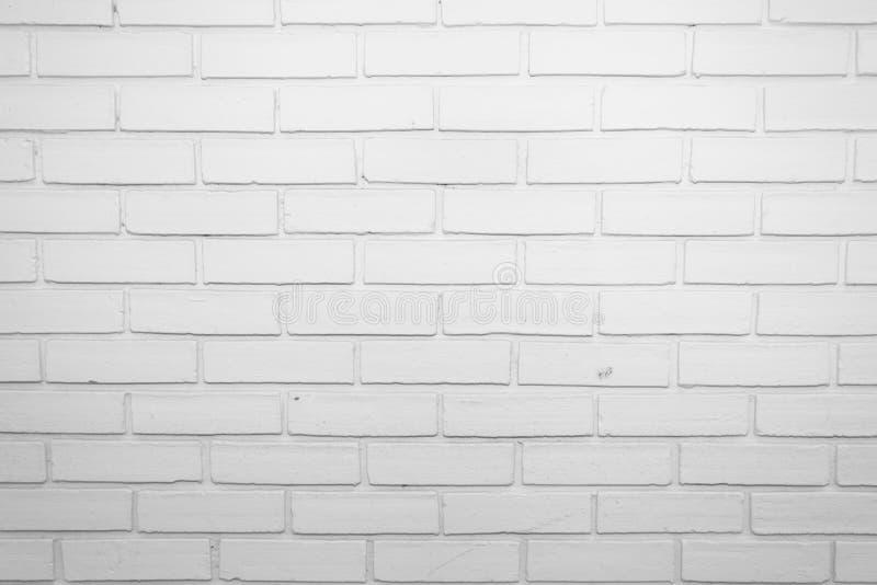 Textura blanca del fondo de la pared de ladrillo foto de - Pared ladrillo blanco ...