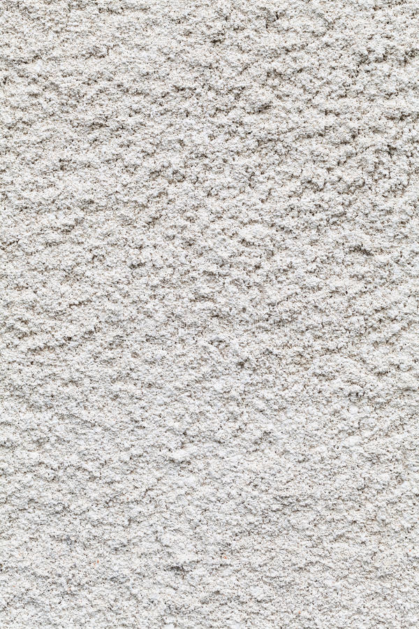Textura blanca del fondo de la pared del yeso del mortero de cal del modelo tosco imagen de archivo