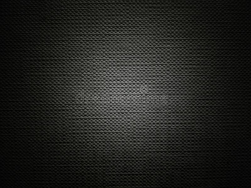 Textura blanco y negro abstracta del documento de información imágenes de archivo libres de regalías