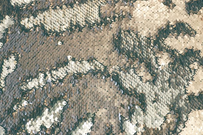 Textura bonita da lantejoula com divórcios que olhares como escalas de peixes imagens de stock