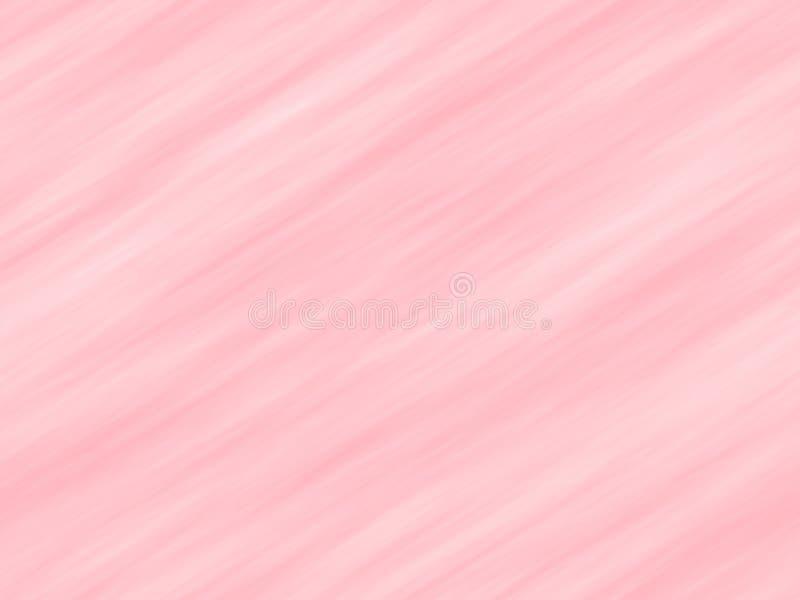 A textura bonito da mola do sumário pastel ondulado branco cor-de-rosa milenar do inclinação de Ombre do fundo acenou o teste pad imagens de stock