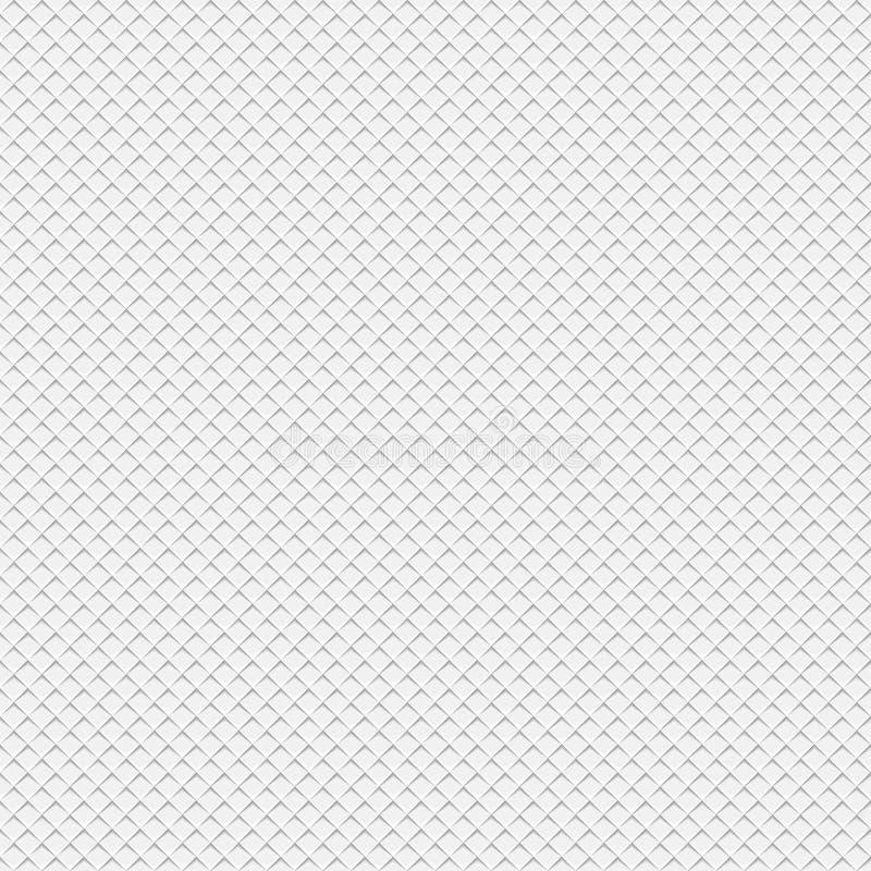 Textura branca ilustração do vetor