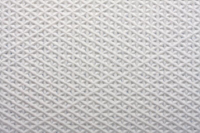 Textura branca abstrata fotografia de stock royalty free