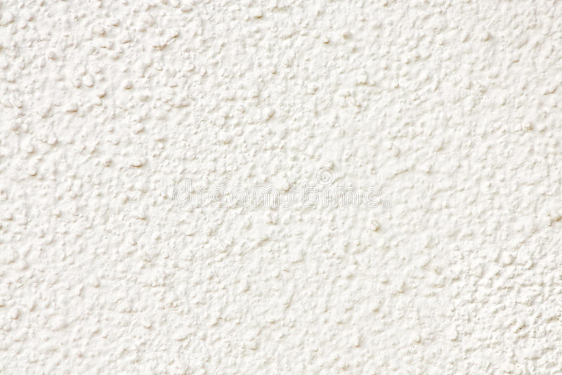 Textura branca da fachada da parede fotos de stock royalty free