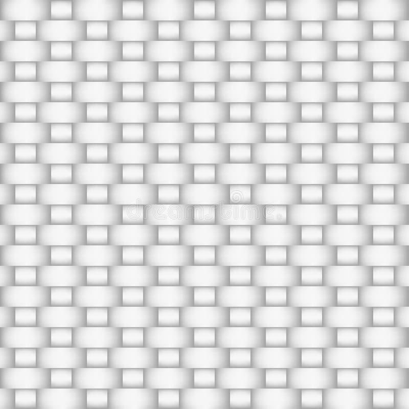 Download Matéria têxtil branca ilustração do vetor. Ilustração de textura - 29827207