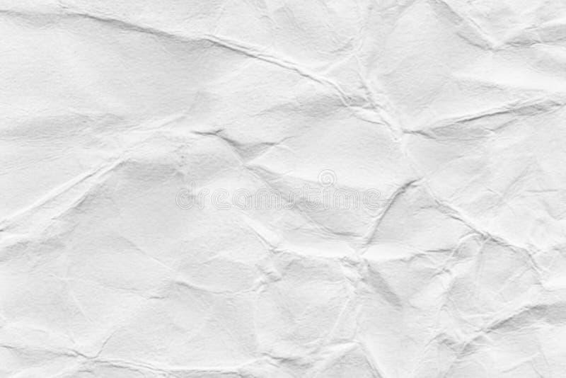 Textura branca do fundo da folha do close-up fotografia de stock