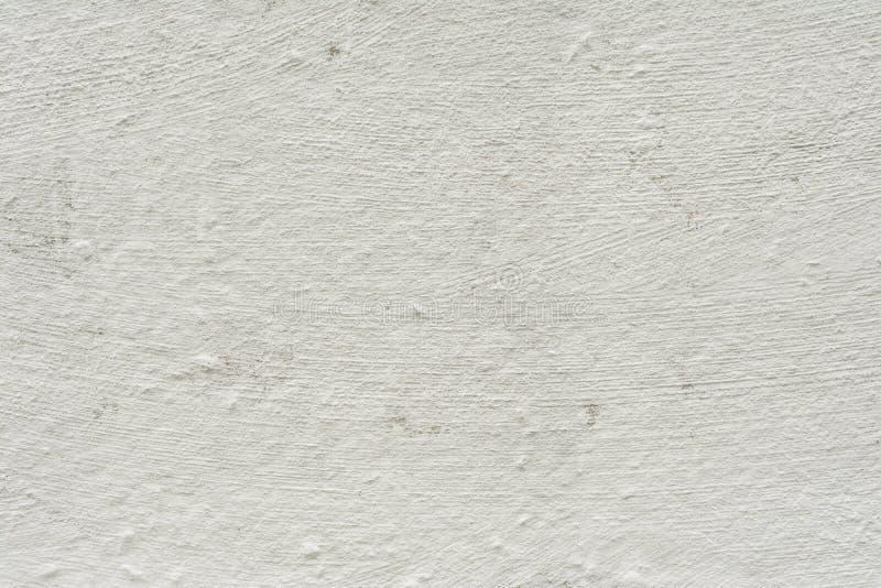 Textura branca do muro de cimento fotos de stock