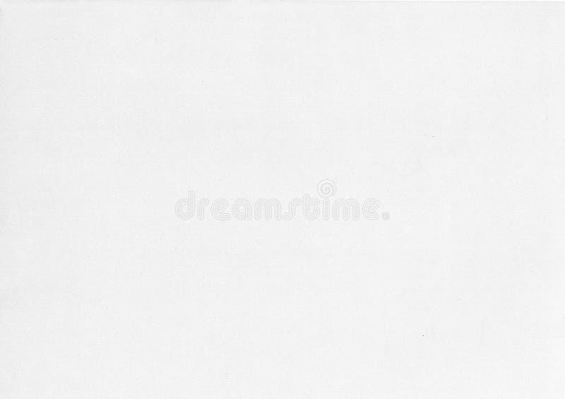 Textura branca do papel da espuma da cor para o fundo ou o projeto foto de stock