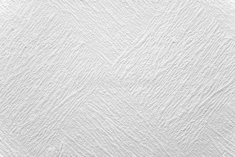 Textura branca do papel de parede do relevo imagem de stock royalty free
