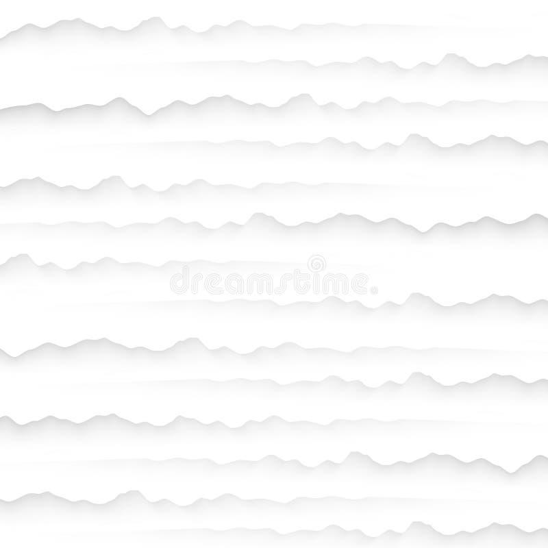 textura branca Teste padrão abstrato sem emenda parede das quebras que descasca o na ilustração royalty free