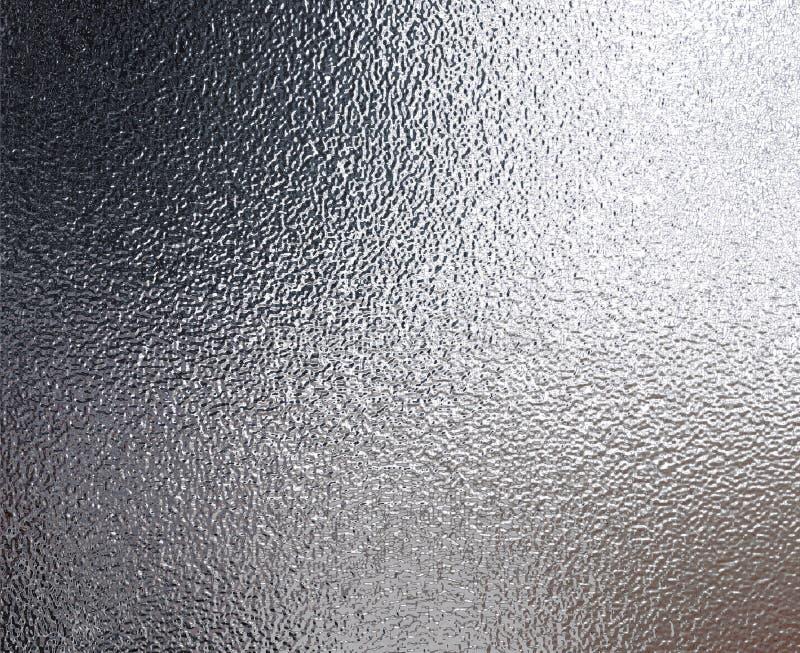 Textura brillante del metal de la hoja de estaño   ilustración del vector