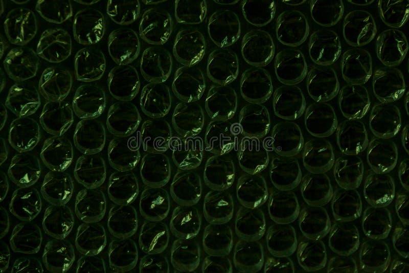 Textura chispeante de las burbujas imagenes de archivo