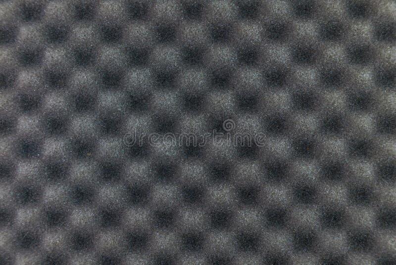 Textura cinzenta da esponja foto de stock