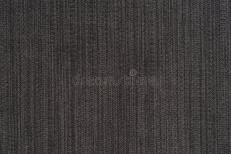 Textura cinzenta da tela Fundo abstrato, molde vazio imagem de stock
