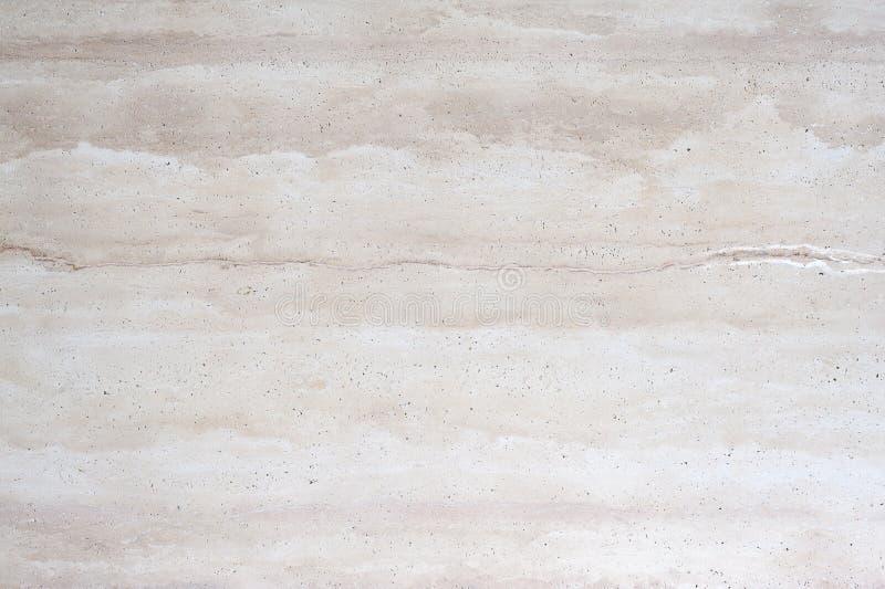 Textura clásica del mármol del travertino imagen de archivo libre de regalías
