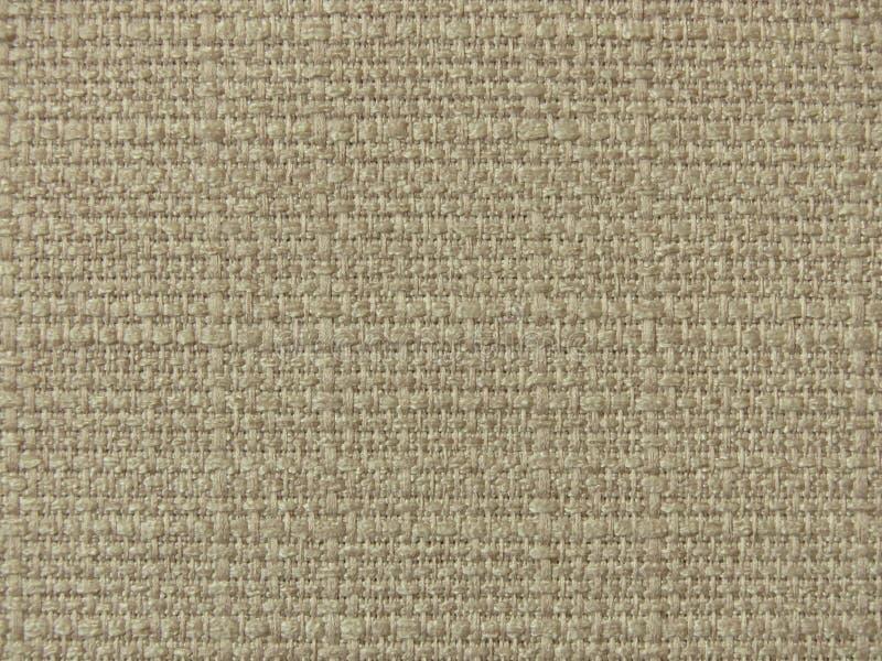 Textura clara da tela em tons bege Apropriado para fundos, papéis de parede, tampa imagens de stock royalty free