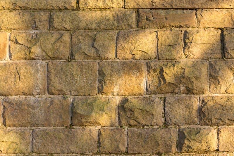 Textura colorida da parede de pedra Fundo de pedra natural fotografia de stock royalty free