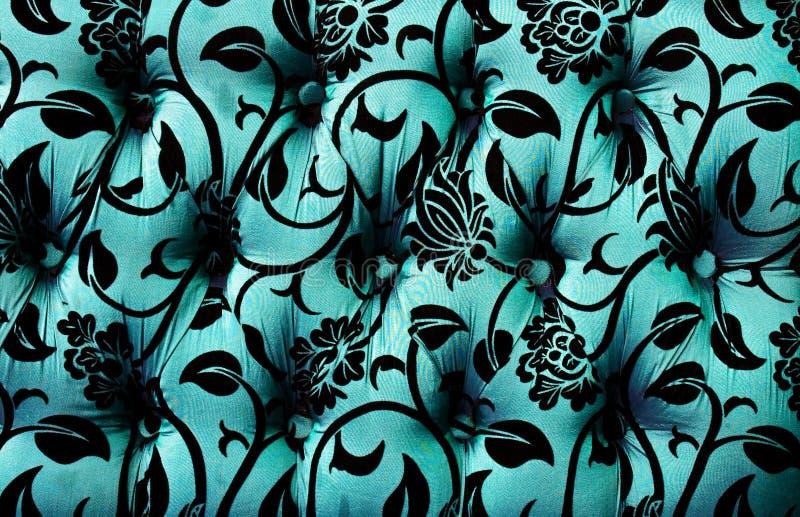 Textura colorida da tela de upholstery foto de stock royalty free