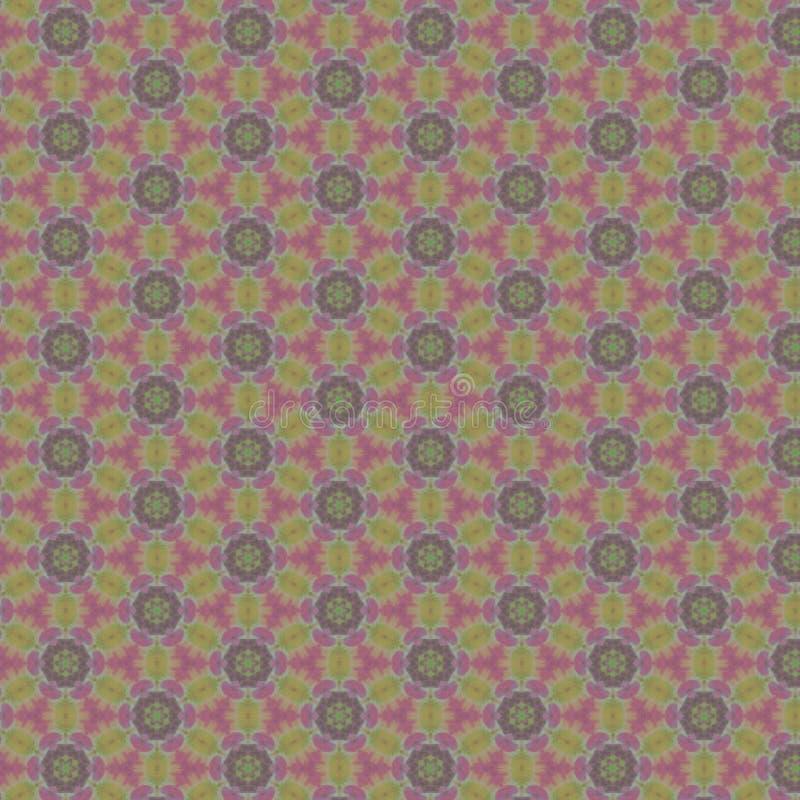 Textura colorida del fondo stock de ilustración