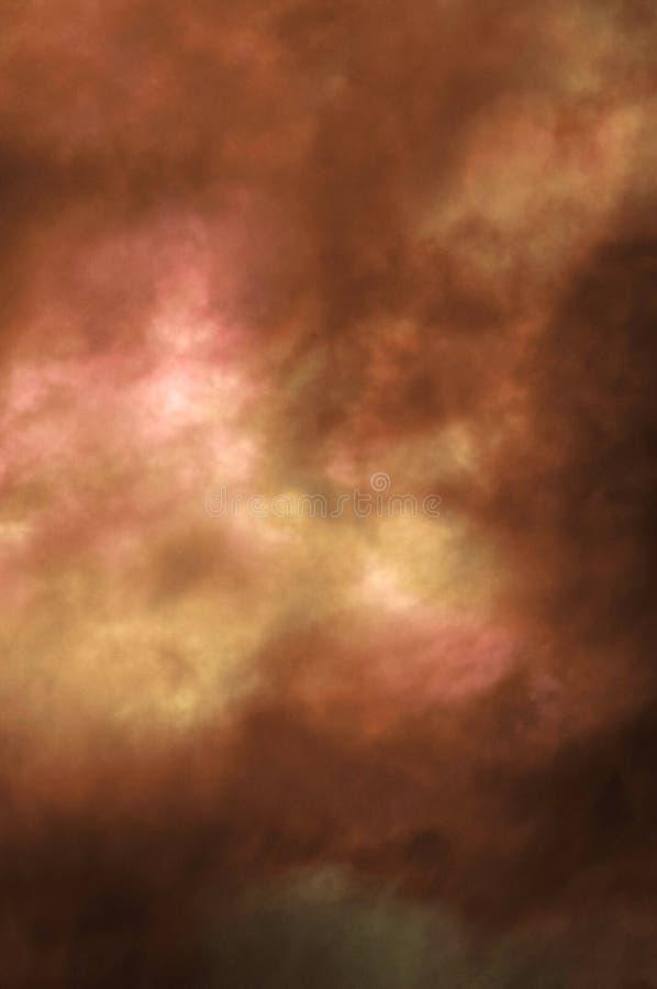 Textura colorida do marrom da névoa foto de stock royalty free