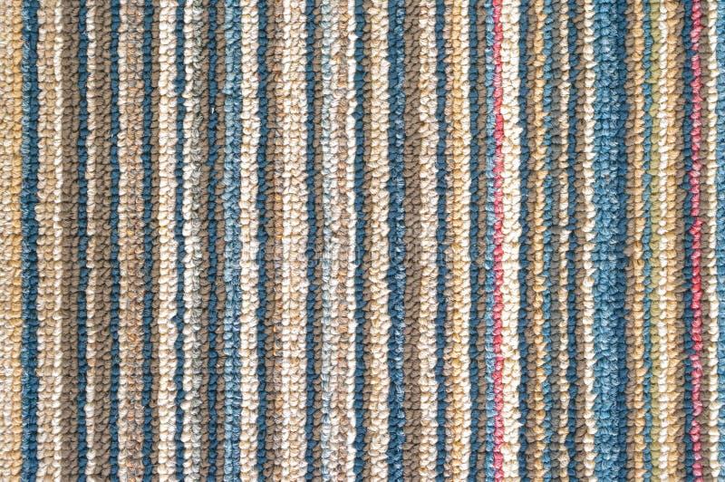 textura colorida do tapete imagens de stock