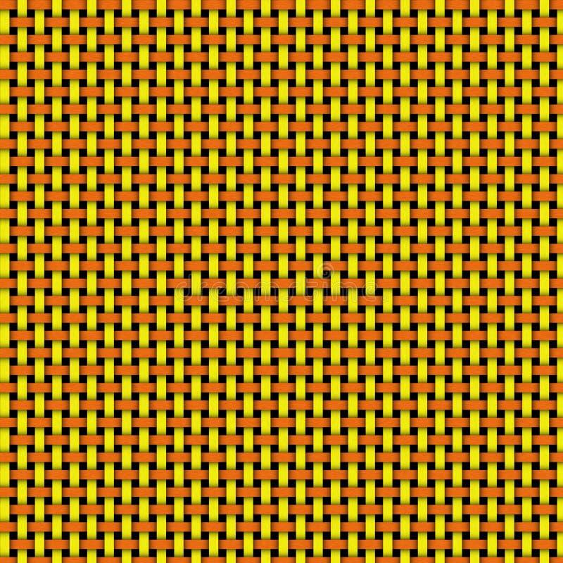 Textura con las rayas stock de ilustración